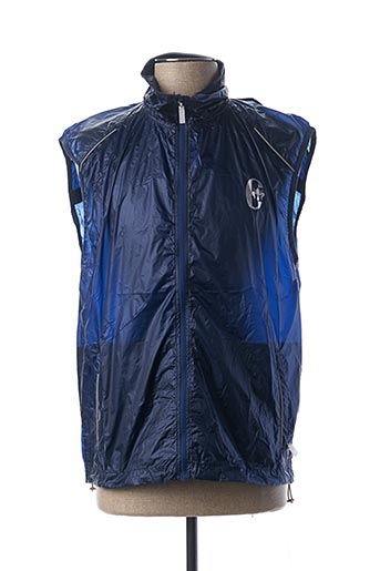 Imperméable/Trench bleu CONTE OF FLORENCE pour homme
