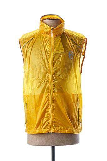 Imperméable/Trench jaune CONTE OF FLORENCE pour homme