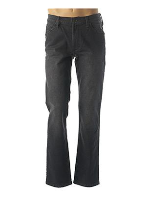 Jeans coupe droite noir MUSTANG pour homme
