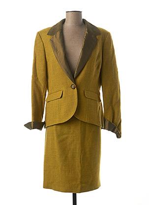 Veste/jupe jaune RENATO NUCCI pour femme