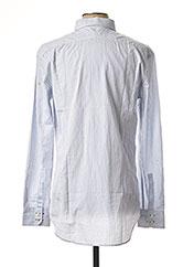 Chemise manches courtes bleu PAUL SMITH pour homme seconde vue