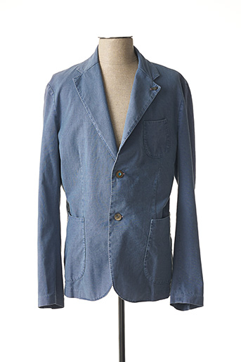 Veste chic / Blazer bleu BOB pour homme