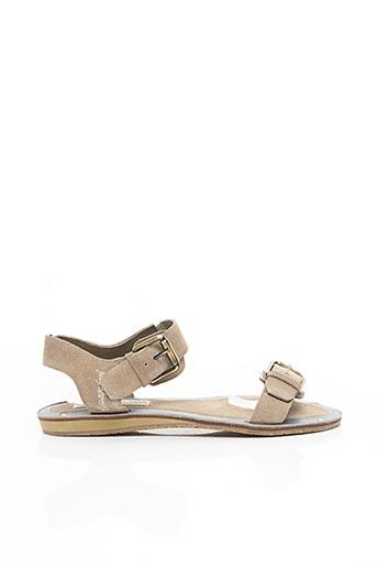 Sandales/Nu pieds beige NAPAPIJRI pour femme