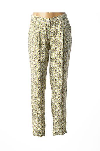 Pantalon chic vert ARMOR LUX pour femme