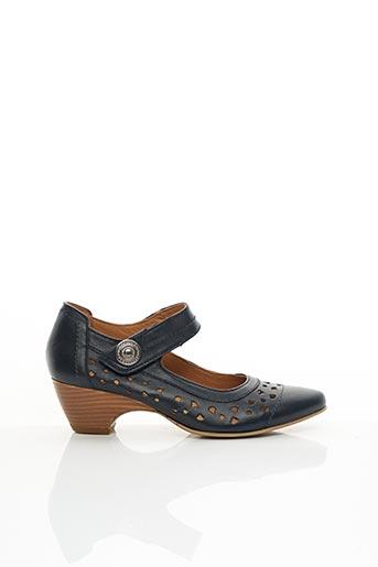 Escarpins bleu ARIMA pour femme