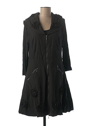 Veste/robe noir FRANSTYLE pour femme