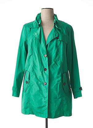 Imperméable/Trench vert ULLA POPKEN pour femme