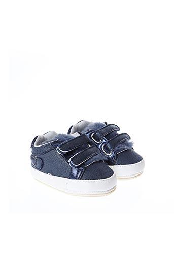 Baskets bleu MAYORAL pour fille
