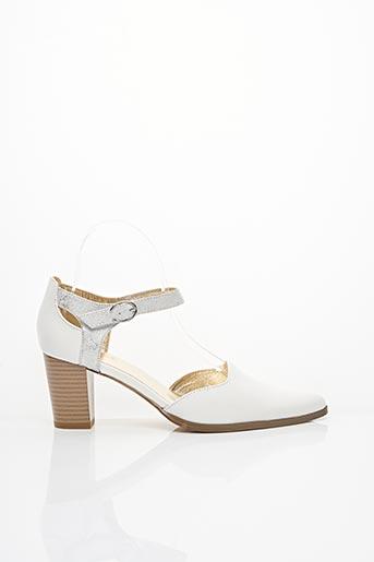 Escarpins blanc SWEET pour femme
