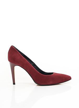 Escarpins rouge CARDENAL pour femme