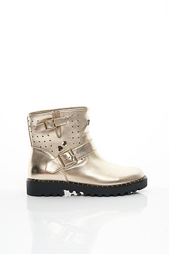 Bottines/Boots beige TWINSET pour fille