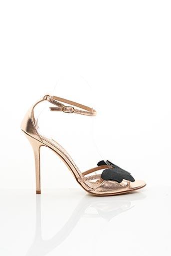 Sandales/Nu pieds rose TWINSET pour femme