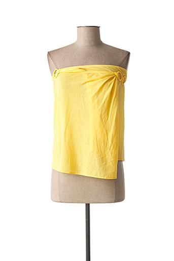 Top jaune ERES pour femme