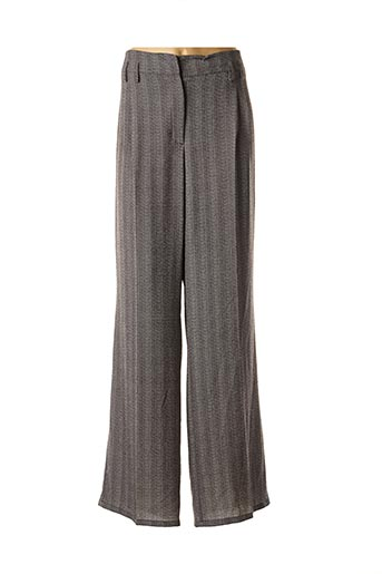 Pantalon chic noir EDAS pour femme