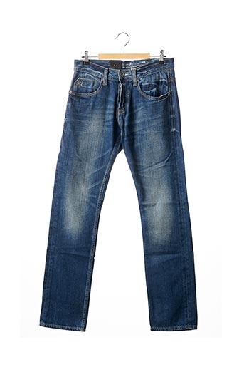 Jeans coupe slim bleu BLEND pour homme