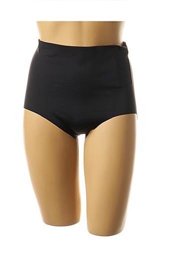 Culotte gainante noir WACOAL pour femme