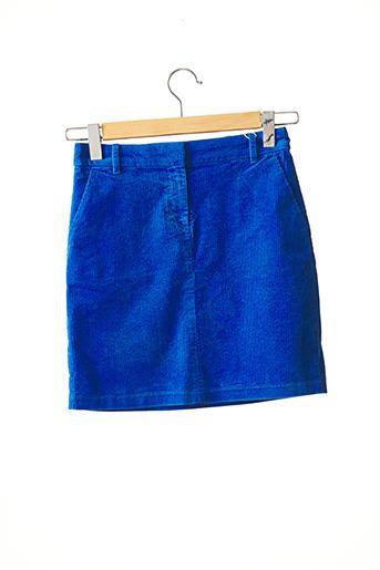 Jupe courte bleu EDC pour femme