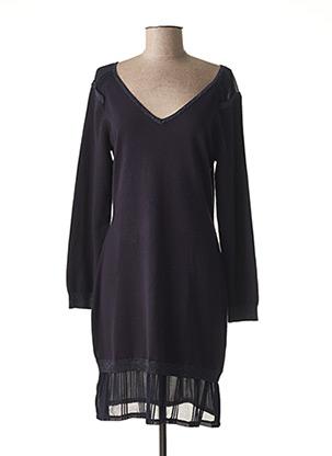 Robe pull bleu FRACOMINA pour femme