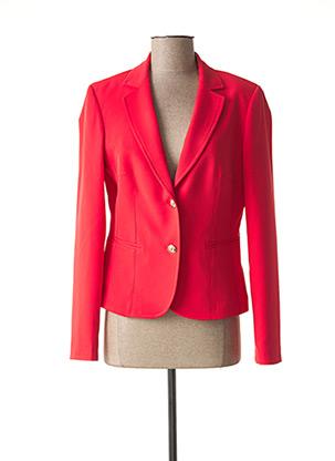 Veste chic / Blazer rouge KOCCA pour femme
