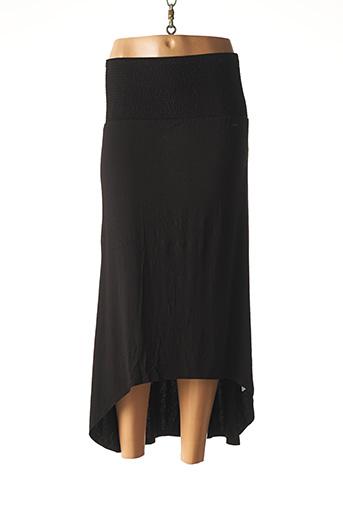 Jupe mi-longue noir O'NEILL pour femme