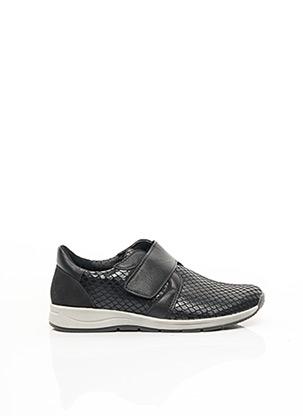 Chaussures de confort noir ACO pour femme