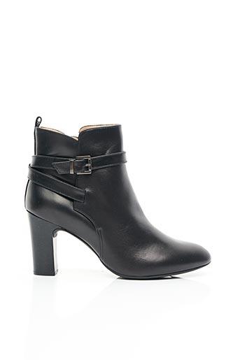 Bottines/Boots noir UNISA pour femme