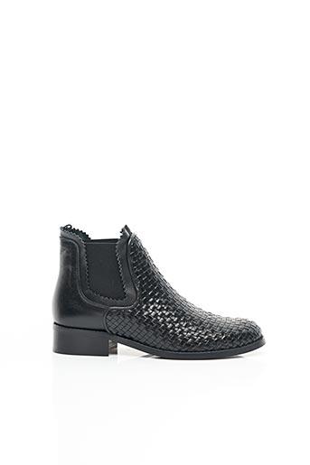 Bottines/Boots noir YVES DESFARGE pour femme
