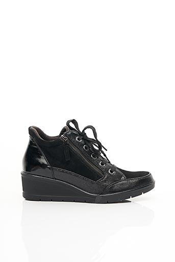 Baskets noir TAMARIS pour femme