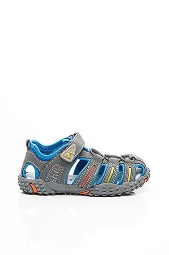 Sandales/Nu pieds bleu SK8 pour garçon