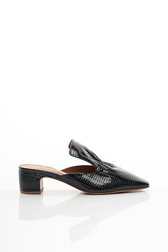 Mules/Sabots noir BY FAR pour femme