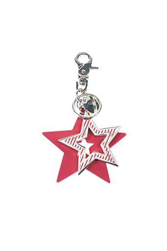 Porte-clé rouge SEE BY CHLOÉ pour femme