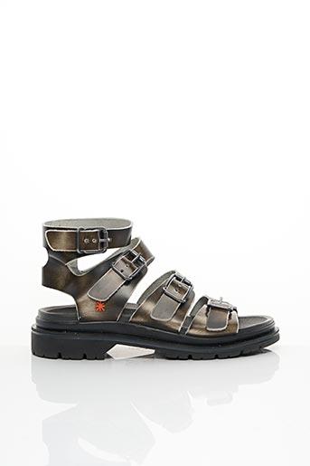 Sandales/Nu pieds marron ARA pour femme