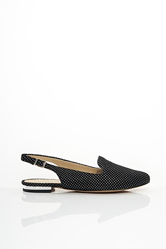 Sandales/Nu pieds noir CAPRICE EN TETE pour femme