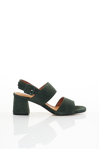 Sandales/Nu pieds vert ANONYMOUS COPENHAGEN pour femme