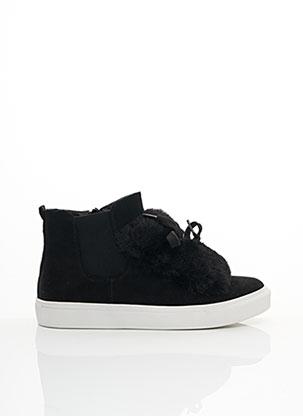 Baskets noir BUFFALO pour femme