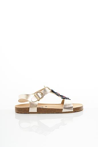 Sandales/Nu pieds beige CONGUITOS pour fille