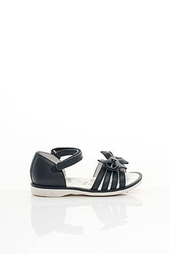 Sandales/Nu pieds noir CHICCO pour fille
