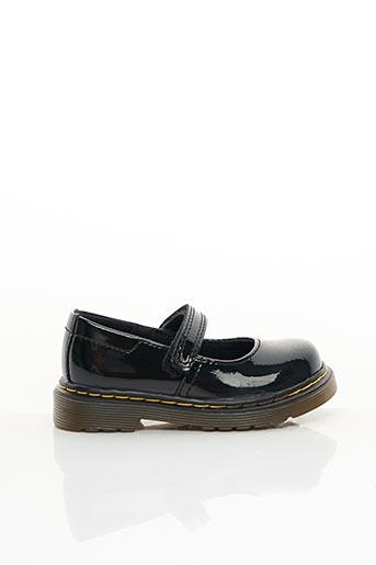 Sandales/Nu pieds noir DR MARTENS pour fille