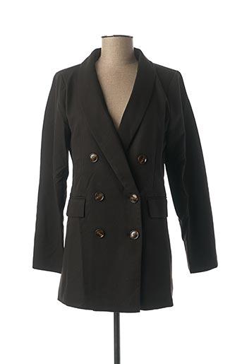 Veste chic / Blazer noir GRACE & MILA pour femme