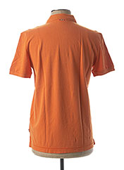 Polo manches courtes orange NAPAPIJRI pour homme seconde vue