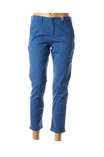 Pantalon 7/8 bleu TOMMY HILFIGER pour femme