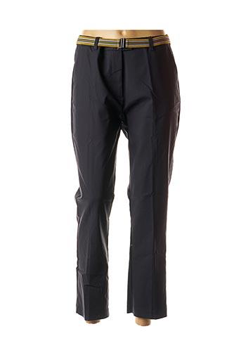 Pantalon 7/8 bleu CKS pour femme