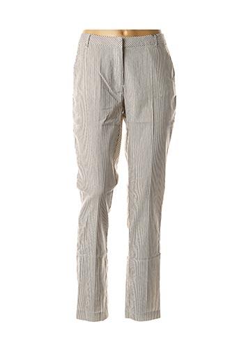 Pantalon chic noir CKS pour femme