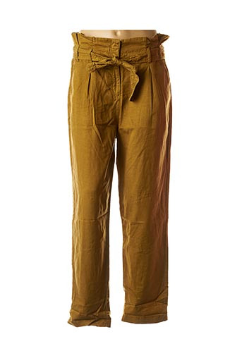 Pantalon chic vert CKS pour femme