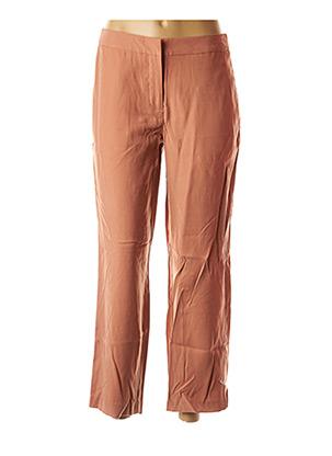 Pantalon 7/8 rose VILA pour femme