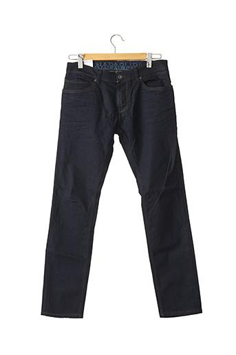 Jeans coupe droite bleu NAPAPIJRI pour homme