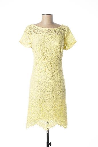 Robe mi-longue vert ADOLFO DOMINGUEZ pour femme