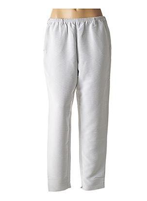 Pantalon casual beige ARMANI pour femme