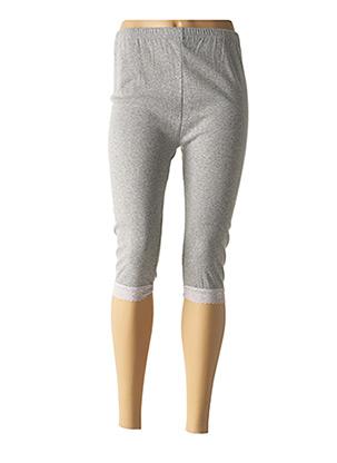 Panty gris VALENTINA pour femme