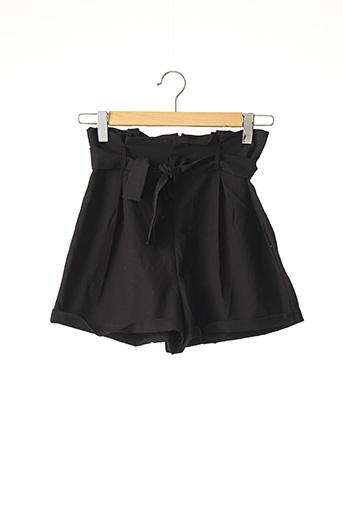 Short noir NASTY GAL pour femme